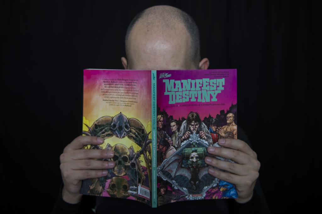 Manifest Destiny volume 3: Chiroptera e Carniformaves