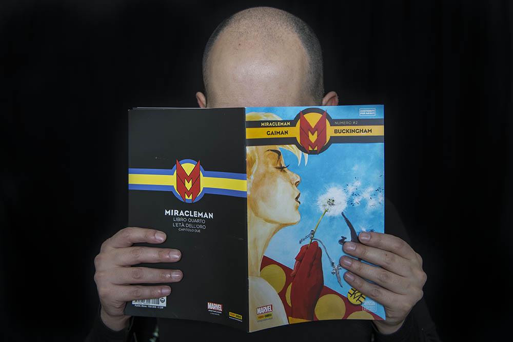 Miracleman di Gaiman & Buckingham #2