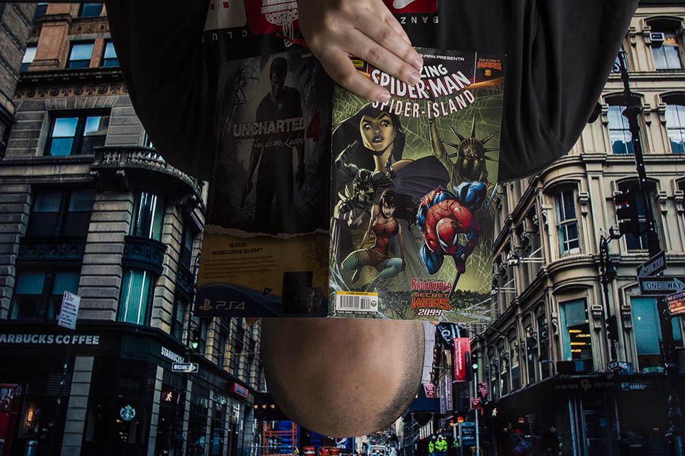Amazing Spider-Man: Spider Island #3