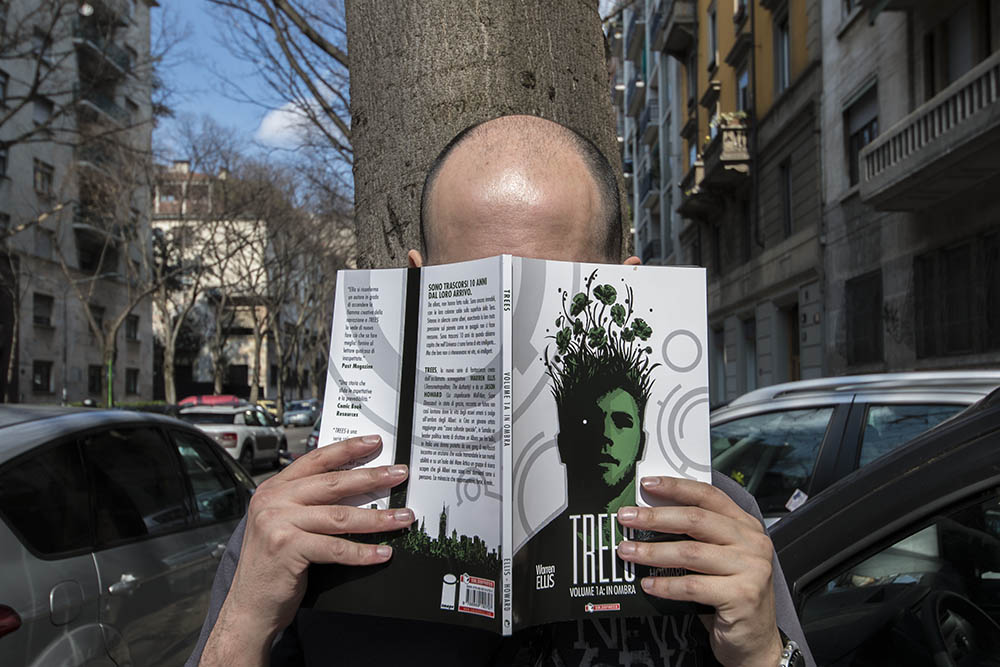 Trees volume 1A: In Ombra