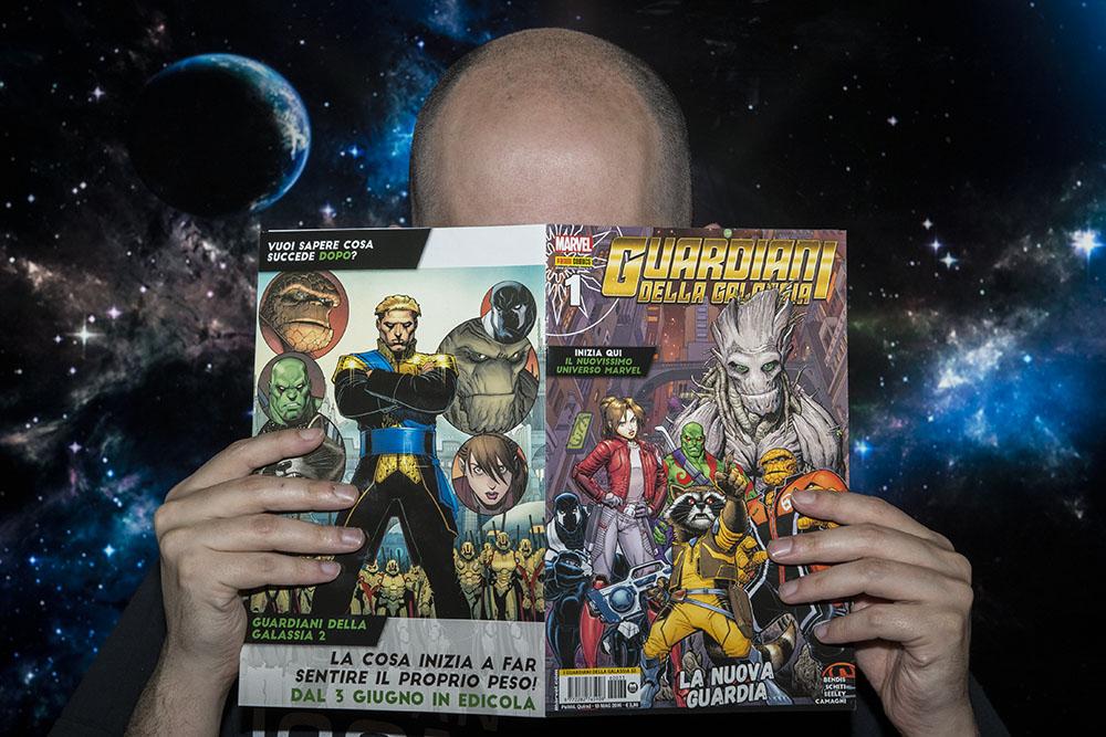 Guardiani della Galassia #1