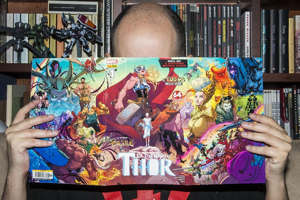La Potente Thor #1