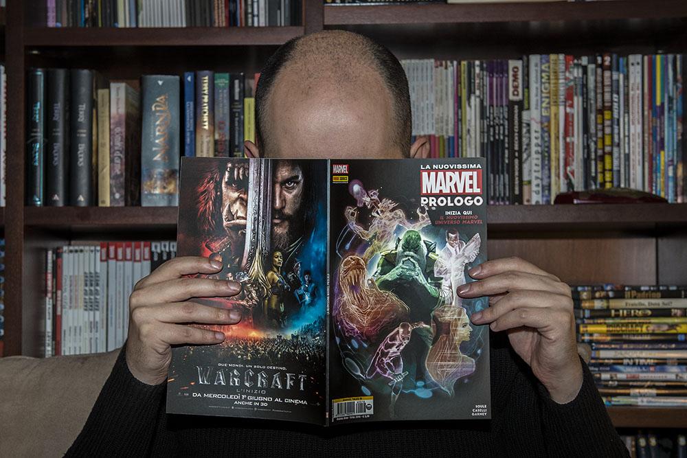 La Nuovissima Marvel Prologo
