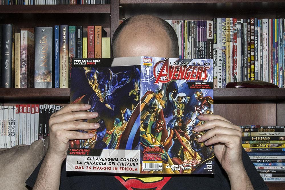 I Nuovissimi Avengers #1