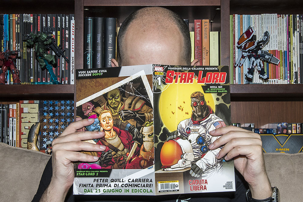 Guardiani della Galassia Presenta: Star-Lord #1