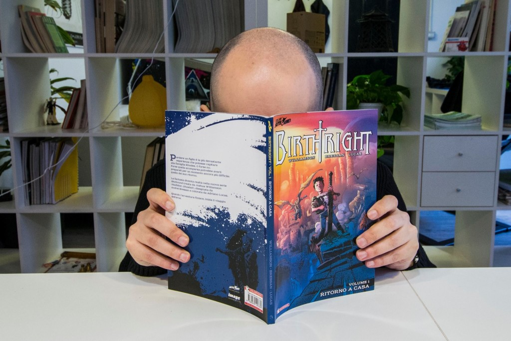 Birthright volume 1:  Ritorno a Casa