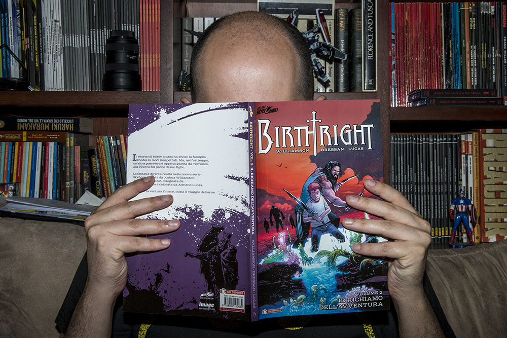 Birthright volume 2: il Richiamo dell'Avventura