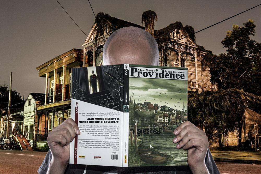 Providence volume 1