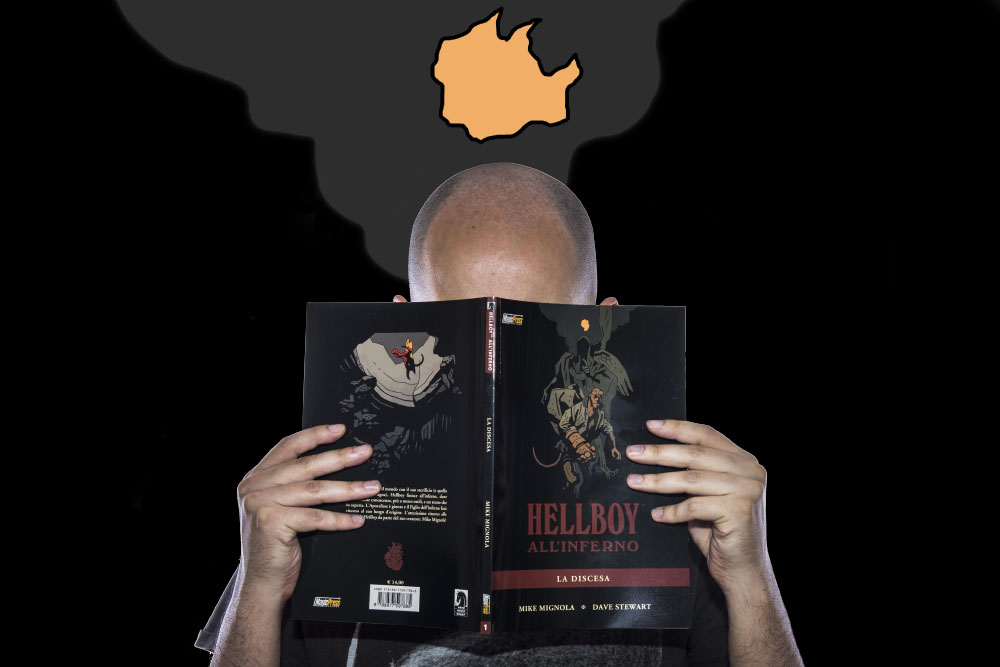 Hellboy all'Inferno volume 1: la Discesa