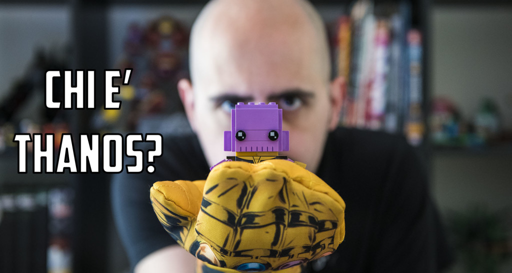 Nuovo Video su Youtube: chi è Thanos?